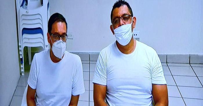 Suspenden vista pública contra el ex Fiscal Luis Martínez y otros 3 acusados