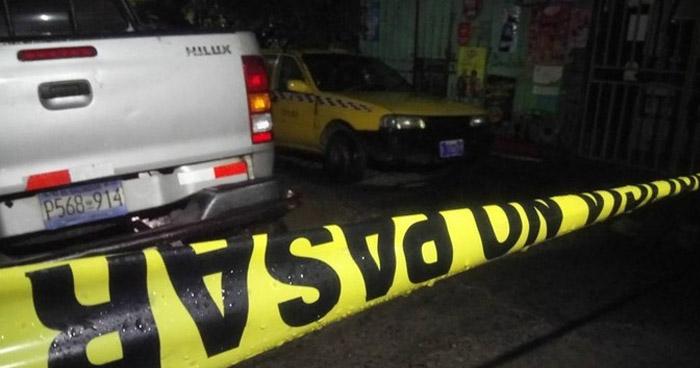 Pandillero herido tras intercambio de disparos con agentes de la PNC en Ayutuxtepeque