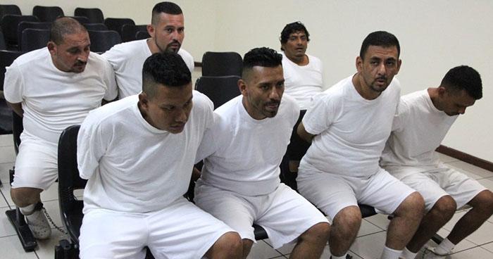 Condenan a miembros de una banda dedicada al robo de vehículos