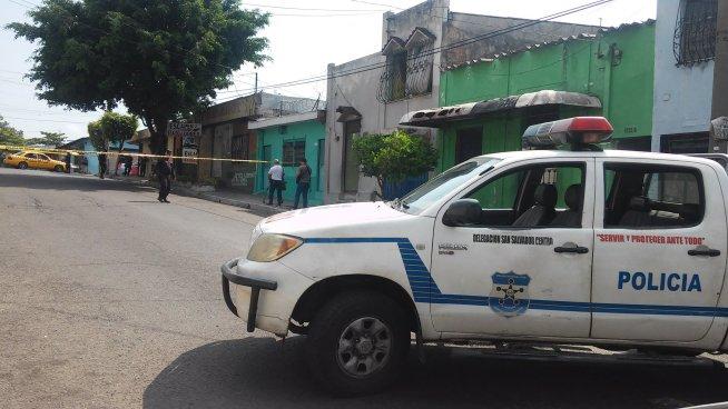 Asesinan a empleado de un taller en Barrio Santa Anita