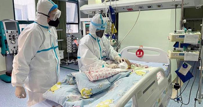 Bebé de 12 días de nacida da positivo a COVID-19 en Chile