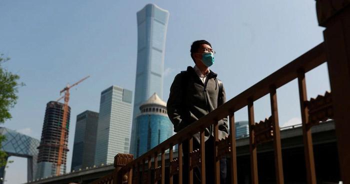 Beijing levanta obligatoriedad del uso de la mascarilla en lugares abiertos