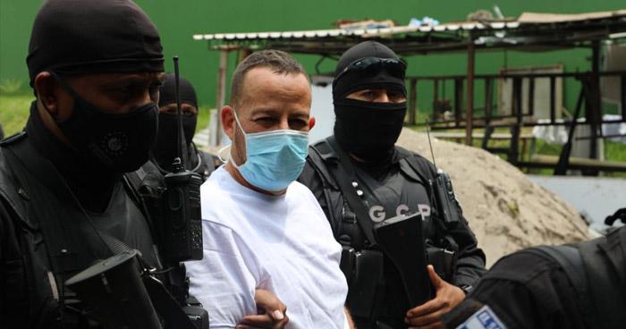 Trasladan a suegro de Mauricio Funes al Penal de Máxima Seguridad
