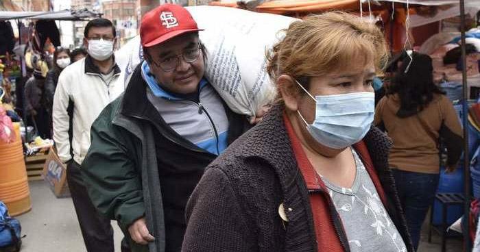 Bolivia ordena cierre de sus fronteras para contener avance del COVID-19