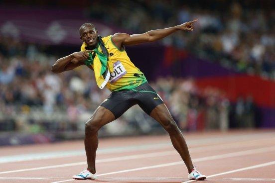 Usain Bolt, del atletismo al fútbol