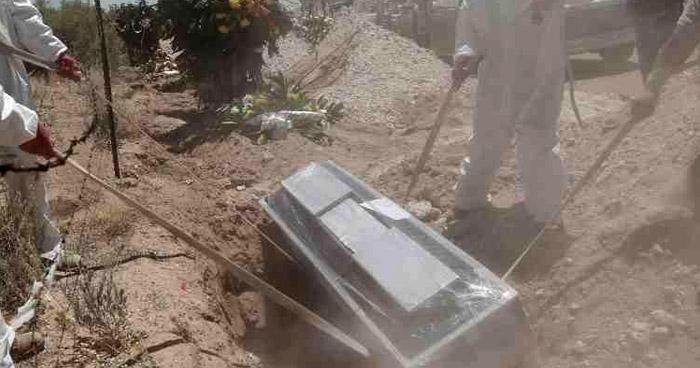 Brasil ya es el tercer país del mundo con mayor número de fallecidos a causa de COVID-19