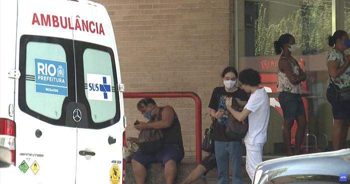 Brasil vive la fase más mortífera de la pandemia de Coronavirus