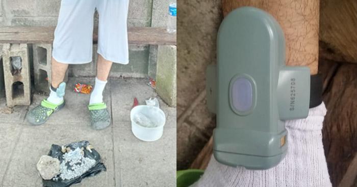Delincuente con brazalete electrónico distribuía drogas en Soyapango
