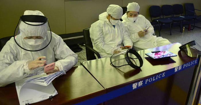 Cierran la capital de una provincia china por nuevo brote de COVID-19