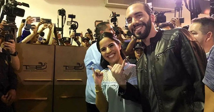 Nayib Bukele gana las elecciones presidenciales de El Salvador, según tendencia