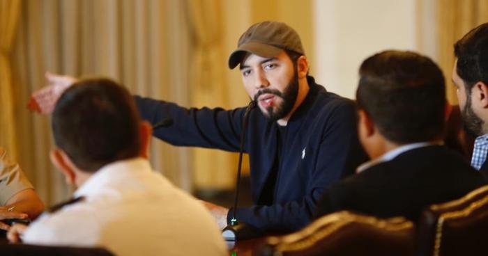 """Nayib Bukele a pandilleros: """"Dejen las pandillas antes que se extingan con ellas"""""""
