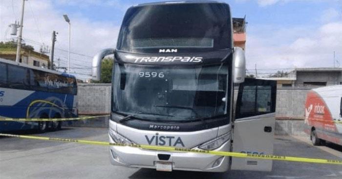 Secuestran a migrantes centroamericanos que conducían en un autobús en México