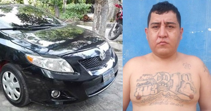Cabecilla de una pandilla asesinó a 10 personas en Ciudad Delgado