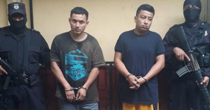 Capturan a cabecilla y sicario vinculados a asesinatos de policías, soldados y custodios