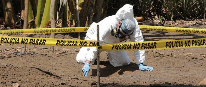 Encuentran cadáver en estado avanzado de descomposición en Morazán