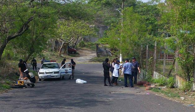 Presunto pandillero asesinado por miembros de la misma estructura en San Pedro Puxtla