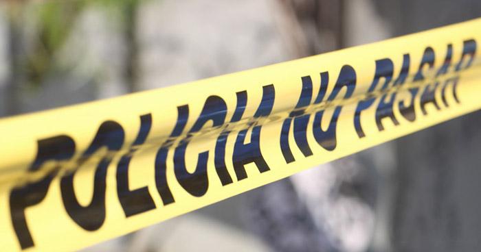 Hallan el cadáver de un exmiembro de la Fuerza Armada en Acajutla, Sonsonate
