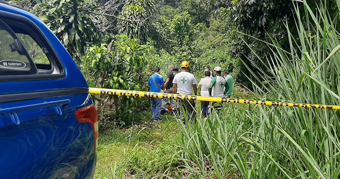 Recuperan cadáver de una anciana en El Congo, Santa Ana