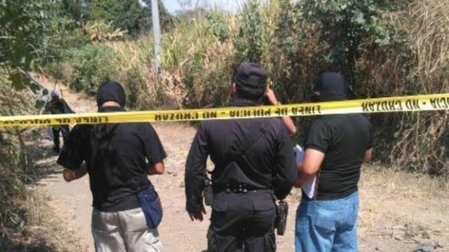 Encuentran cadáver atado de pies y manos en San Juan Opico