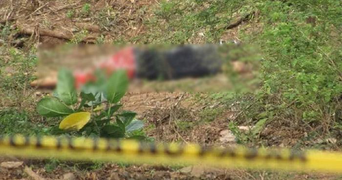 Lapidan a un hombre cerca de un cementerio de Atiquizaya, Ahuachapán