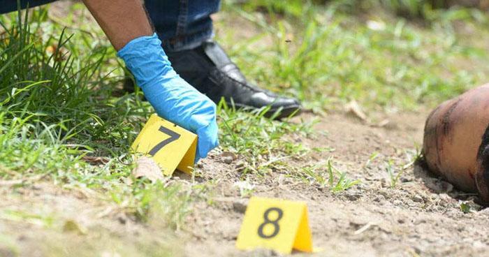 Un cuerpo semienterrado fue encontrado en una cancha de fútbol de Usulután