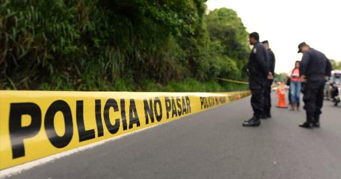 Encuentran el cadáver de un hombre sobre carretera de Oro, en Soyapango