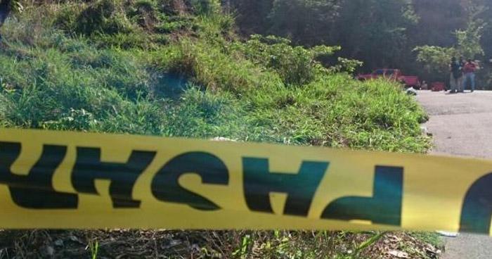 Cadáver de hombre encontrado en Ciudad Delgado estaba atado de pies y manos