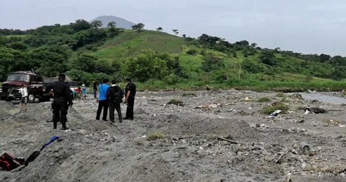 Encuentran el cadáver desnudo de un hombre a la orilla del río Las Cañas de Ciudad Delgado