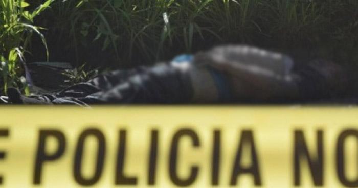 Encuentran el cadáver de un pandillero en Coatepeque, Santa Ana