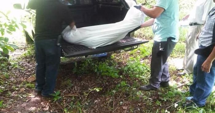 Localizan el cadáver de una joven asesinada a balazos en Conchagua, La Unión