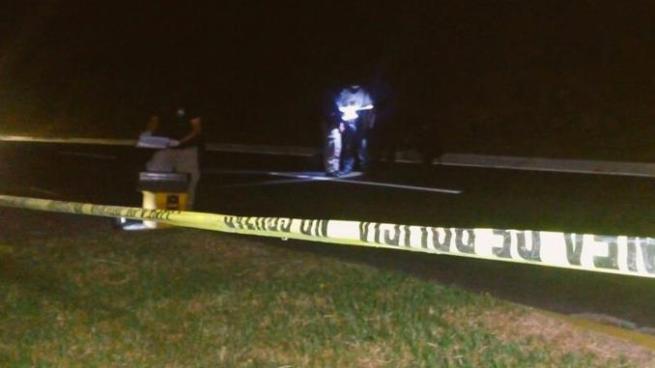 Encuentran el cadáver de un hombre estrangulado en Nuevo Cuscatlán