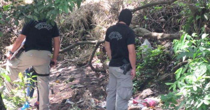 Hallan cadáver de hondureño al interior de un río en El Sauce, La Unión