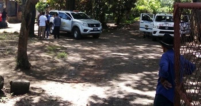Encuentran cadáver de joven desaparecida en el río El Sauce, Santa Ana