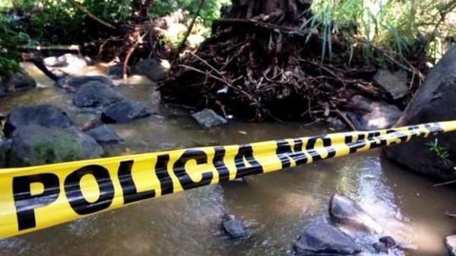 Encuentran cadáver decapitado en el río Acelhuate en Guazapa