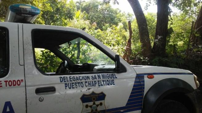 Encuentran cadáver putrefacto de un hombre en Chapeltique, San Miguel