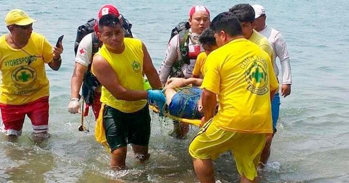 Joven muere ahogado en turicentro del Lago de Ilopango