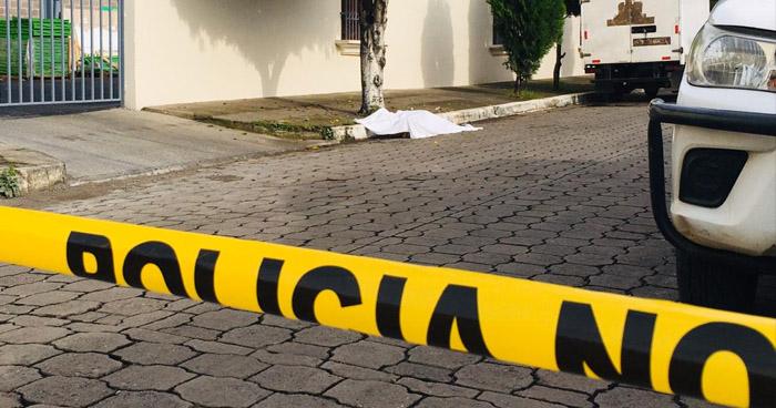 Hallan cadáver en el centro de Juayúa, Sonsonate
