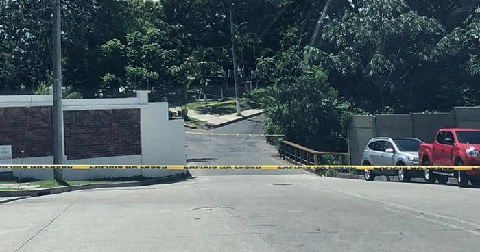 Cabeza humana ha sido encontrada en un terreno en la Avenida El Espino