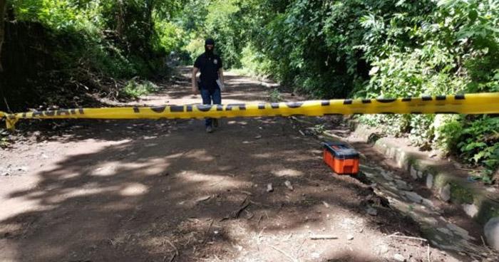 Asesinan a vendedor de flores en Sonsonate