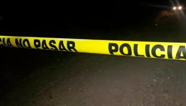 El cadáver estrangulado de una mujer fue encontrado en Soyapango