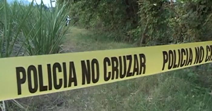 Hallan cadáver de una mujer en Nejapa
