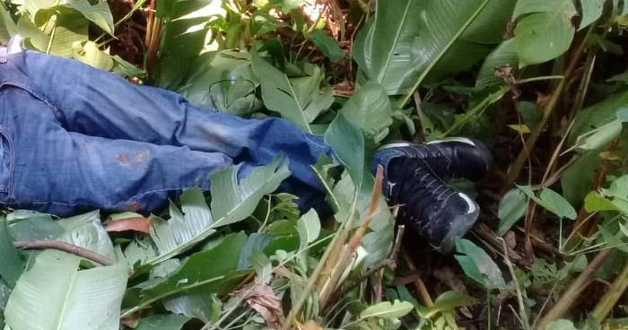 Asesinan a pandillero en colonia de Soyapango