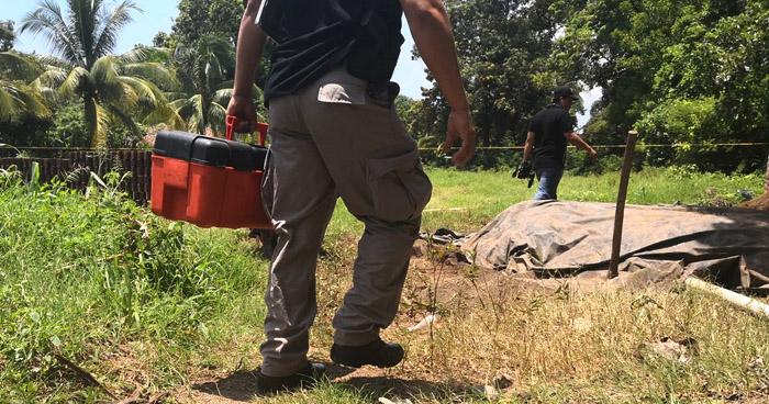 Cadáver de un hombre decapitado fue encontrado en Jiquilisco, Usulután