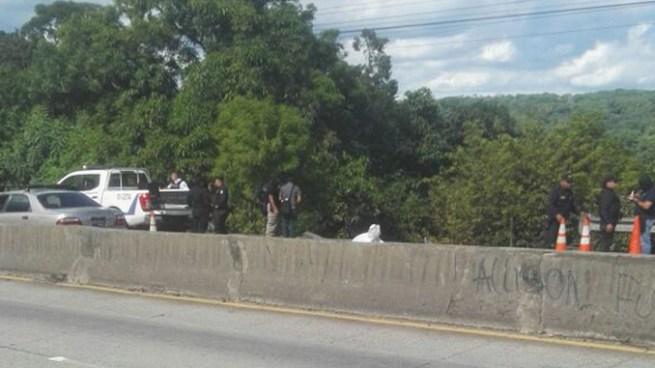 Una mujer asesinada en San Miguel y un cadáver encontrado en carretera Troncal del Norte