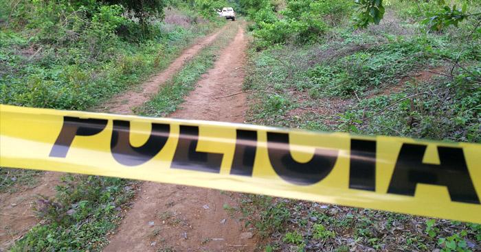 Encuentran cadáver de un hombre en Usulután