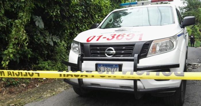 Encuentran cadáver decapitado de un joven en Zacatecoluca, La Paz