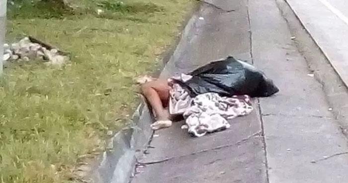 Abandonan cadáveres de dos mujeres en carretera a Nahuizalco, Sonsonate