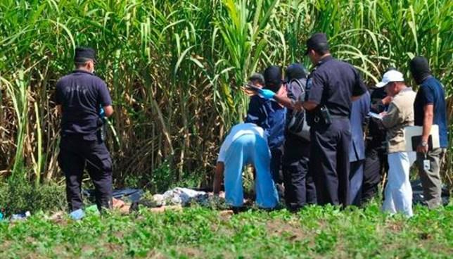 Tres hombres han sido decapitados en las últimas horas, dos en San Vicente y uno en Chalatenango