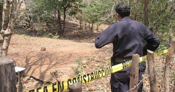 Encuentran 6 cadáveres en cañal de una finca de Nahuilingo, Sonsonate