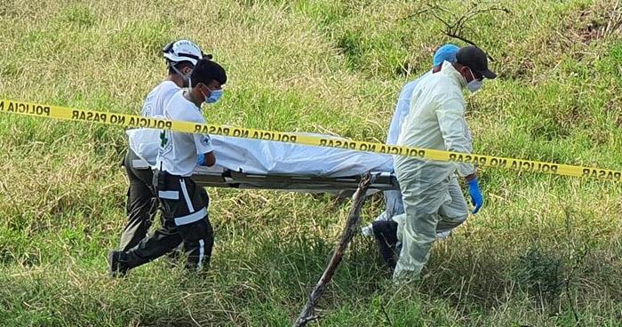 Recuperan 4 cadáveres en la zona norte de San Salvador